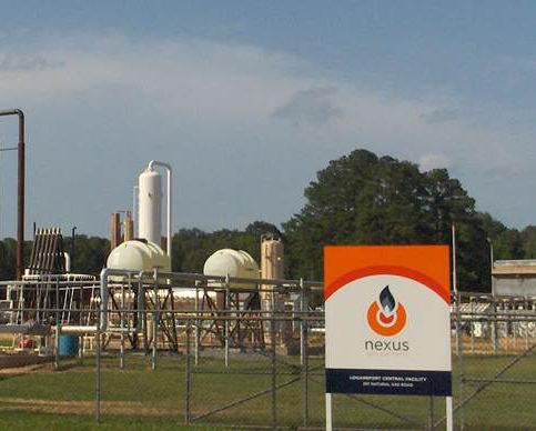 Nexus Gas Partners sign